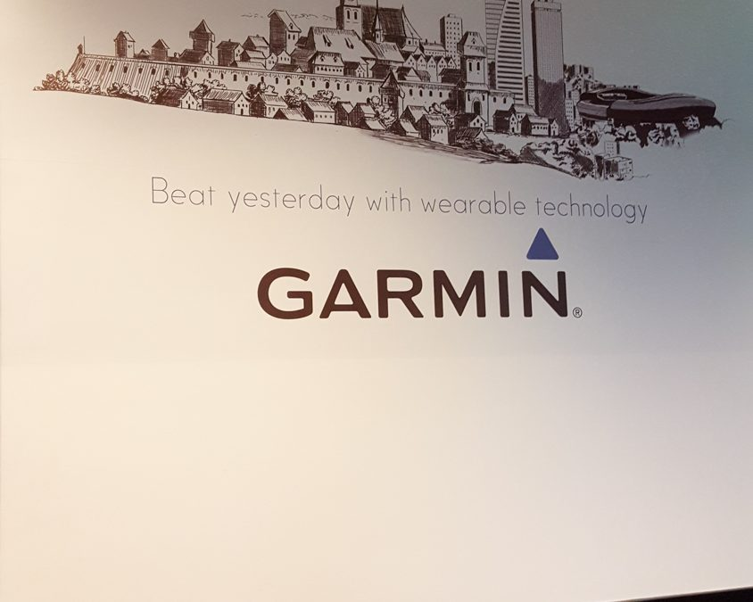 GARMIN food dishes