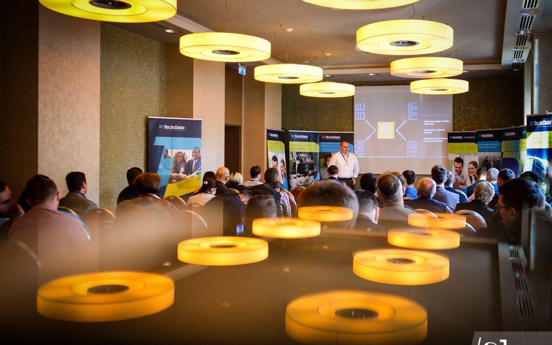 Tech Data – Conferinta