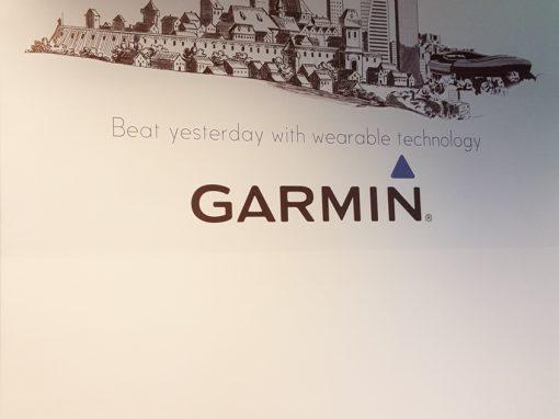 GARMIN food dishes